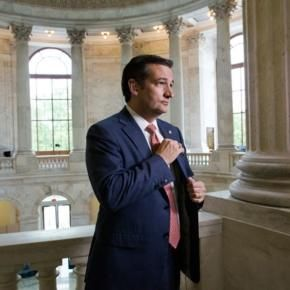 Ted Cruz moves to block path to citizenship, welfare benefits for illegal aliens