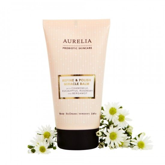 Refine & Polish Miracle Balm | Products | Aurelia Probiotic Skincare | Organic Skincare