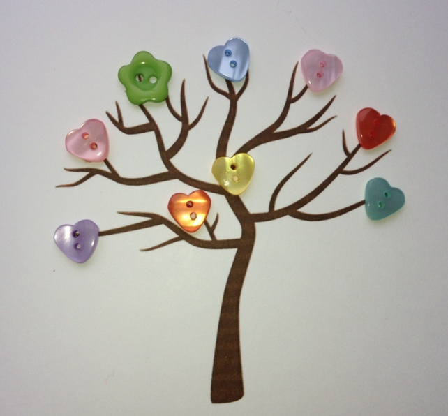 Button tree ! £3.50