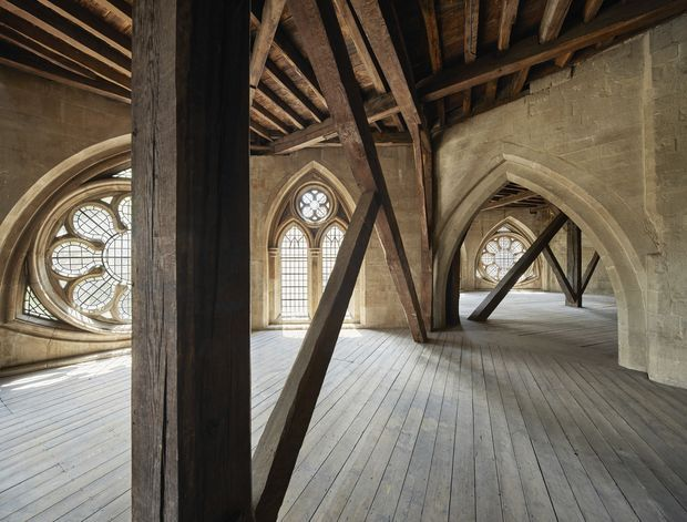 After A 700 Year Slumber A Secret Attic Filled With Treasures At London S Westminster Abbey Opens To The Public Westminster Abbey