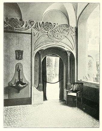 1900s parisian bedroom decor