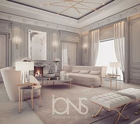 20 best luxury entrance lobby designs by ions design for Retail interior design firms