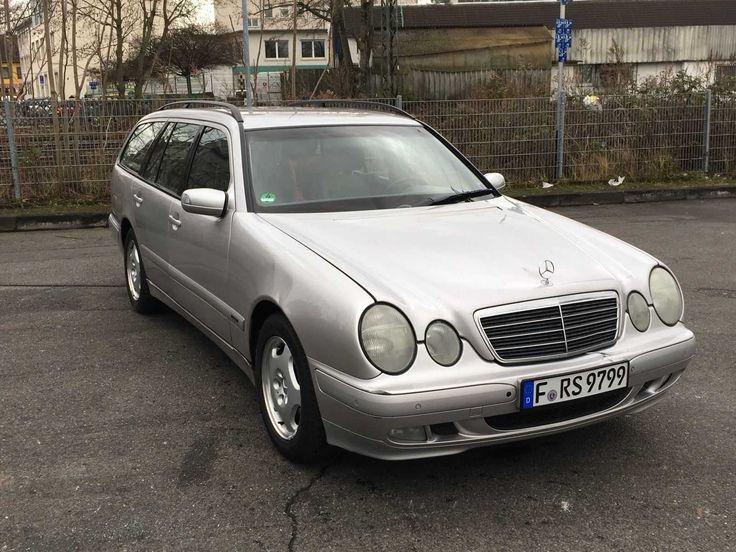Mercedes E Klasse Kombi 320 Cdi W210 Bj. 2002   Check more at https://0nlineshop.de/mercedes-e-klasse-kombi-320-cdi-w210-bj-2002/