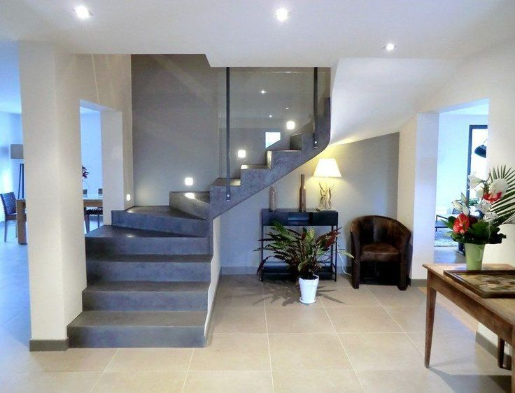 17 best ideas about escalier beton 2017 on pinterest for Habillage escalier beton interieur