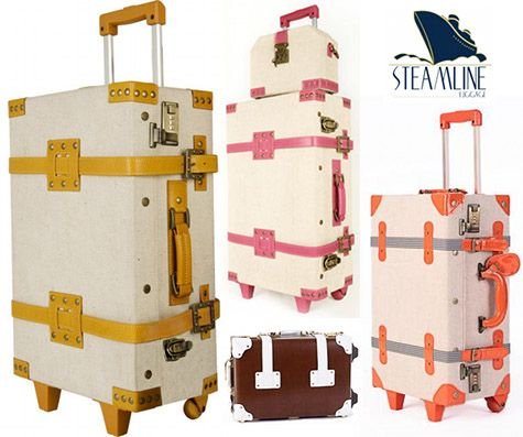 : Http Www Steamlineluggage Com, Style, Ricardo Luggage, Stuff, Bag, Chic Luggage, Things, Products, Luggage Travel