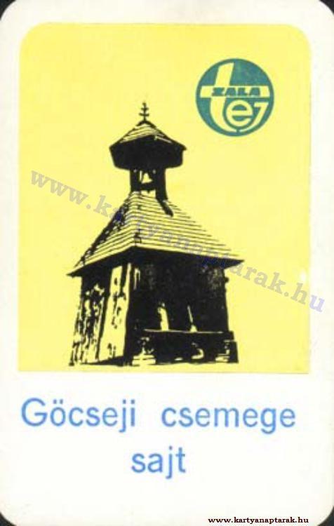 1974 - 1974_0745 - Régi magyar kártyanaptárak