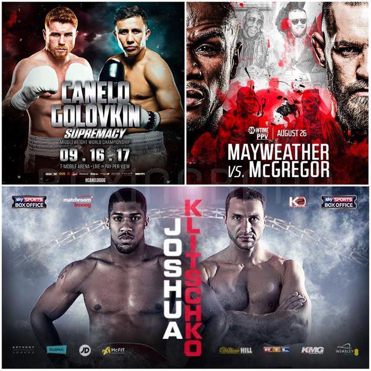 👊 Double tap and follow us 🔥  Which of these fights U liked the most? 🤔  Gennady Golovkin 🇰🇿-🇲🇽 Canelo Alvarez Floyd Mayweather 🇺🇸-🇮🇪 Conor MgGregor Wladimir Klitschko 🇺🇦-🇬🇧 Anthony Joshua  Tag your friends 😱 Отметь своих друзей  #boxingband #boxing #ufc #kickboxing #mma #ko #knockout #wrestling #muaythai #jiujitsu #taekwondo #tkd #fight #boxeo #sport #athlete #canelo #ggg #golovkin #caneloggg #joshuapulev #ajboxing #anthonyjoshua #mcgregor #conormcgregor #mayweather…