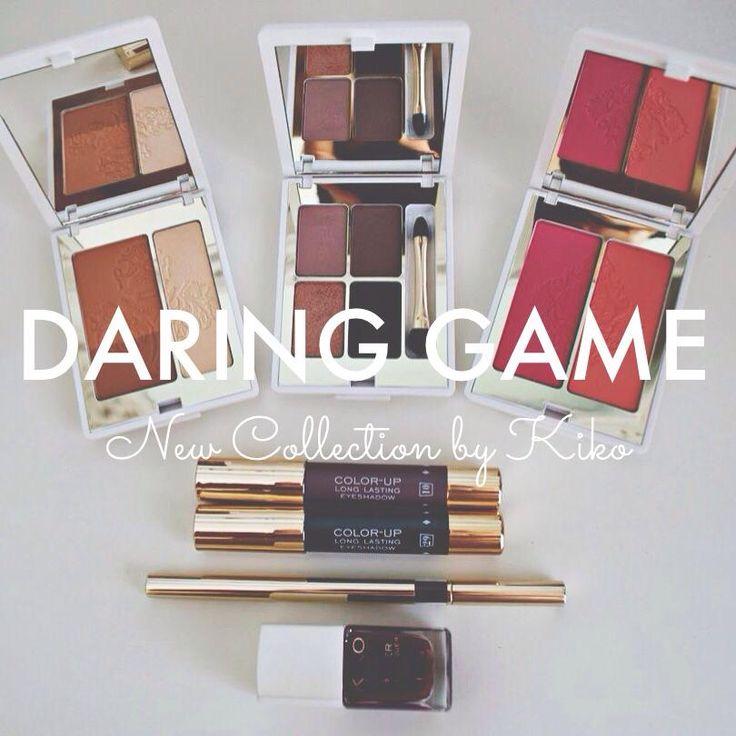 Daring game by Kiko Collezione autunnale 2014
