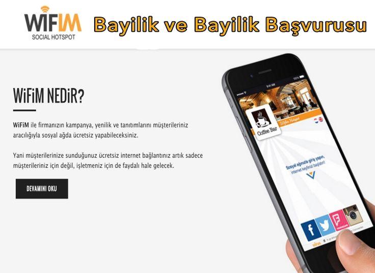 Wifim Hotspot Bayilik ve Bayilik Başvurusu - http://www.bayiliklistesi.com/wifim-hotspot-bayilik-ve-bayilik-basvurusu.html