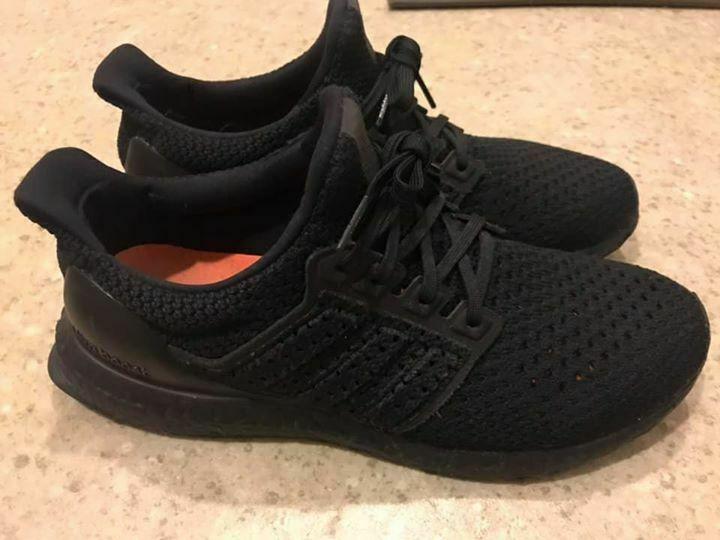 Adidas Ultraboost Clima Triple Black Blackout 9 Ultra Boost 1 0