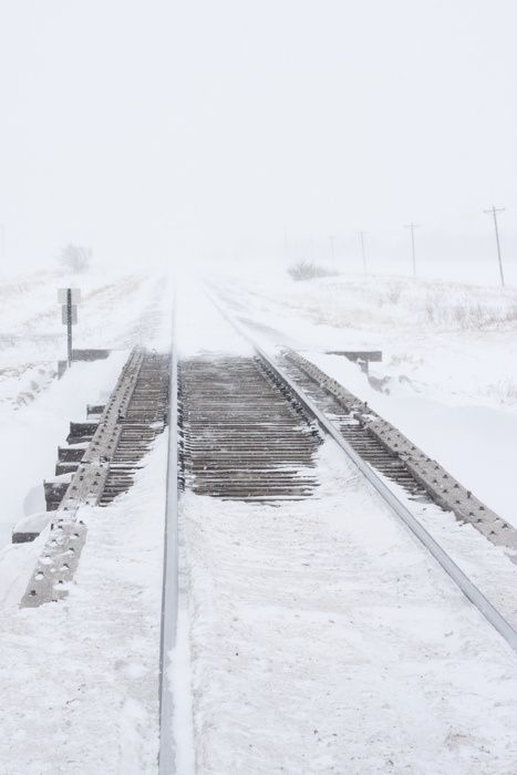 snow | winter | white | track | train