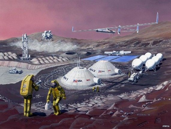#Mars #Evolution – Mars Colony May Lead To Evolution Of New Human Species : Scientists and engineers are working on technologies that will make it possible for humans to travel to planet Mars. ' Visionaries including SpaceX CEO Elon Musk even look forward to a human colony on the Red Planet. New Human Species On Mars …
