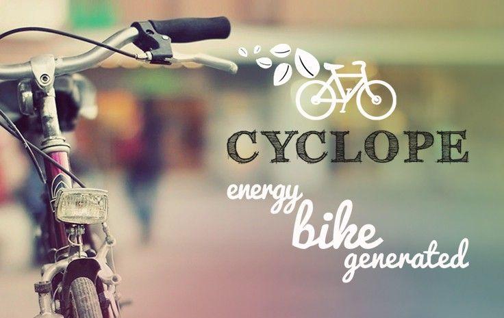 Cyclope trasforma vostra la bicicletta in un veicolo ibrido elettrico intelligente in modo semplice e veloce. Si monta in concomitanza del mozzo della ruota posteriore e contiene delle batterie che immagazzinano l'energia generata pedalando, questa energia viene poi messa a disposizione di un motore che la rilascia nel momento in cui viene richiesta (pendenze, partenze...).