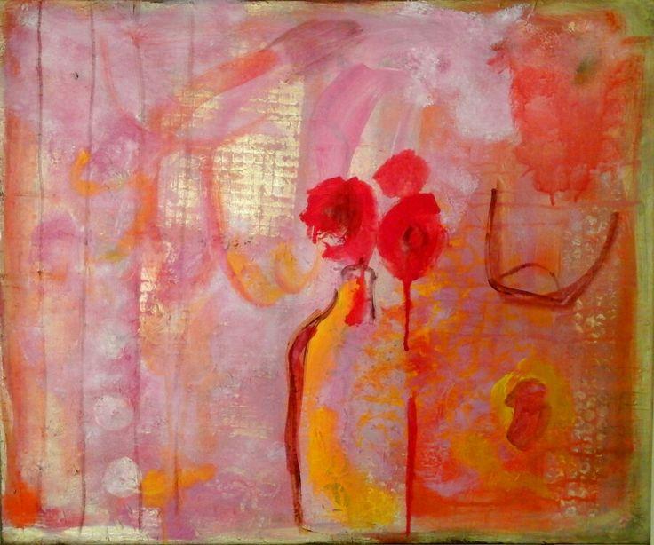 Kobus.m, abstract painting, acrylic painting #PicsArt, still life