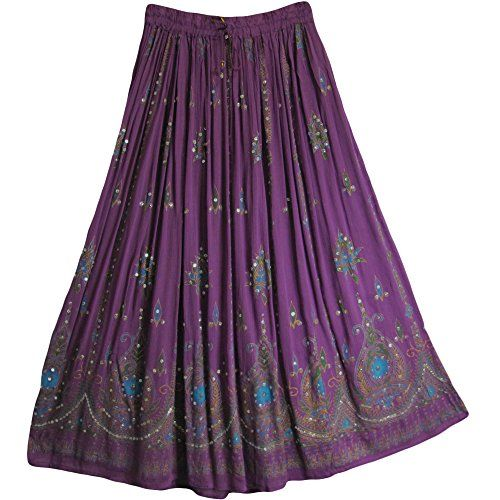 Special Offer: $18.00 amazon.com Look amazing this season with these gorgeous gauze cotton crinkled skirts presented to you by Yoga Trendz. This gorgeous piece of apparel is full flowing and is an exceptional piece of workmanship & skill. Radiate a spectacularly ethnic look and add...