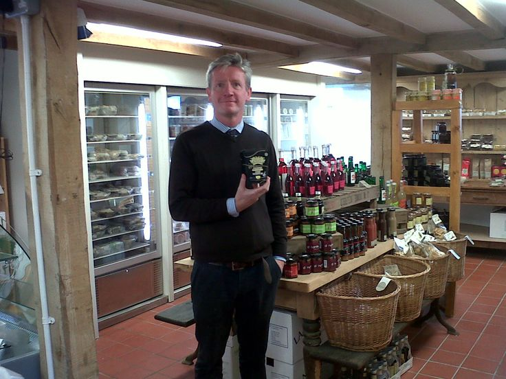 Simon Barnes of Bashall Barn, Clitheroe http://www.bashallbarn.co.uk/
