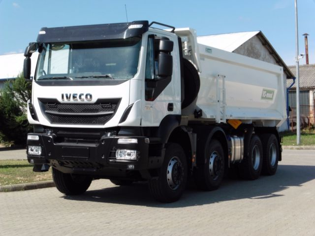 In Search Of Trucks Check Out Https Autoline Info Sale Dump Trucks Iveco Trakker Ad410t45vs Mont 1612202238 Dump Trucks For Sale Trucks Trucks For Sale