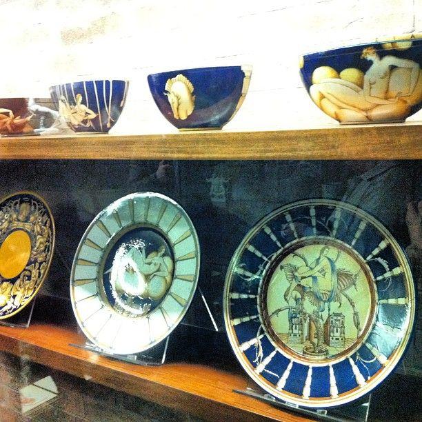 Museo Richard-Ginori, Sesto Fiorentino #invasionidigitali #musei
