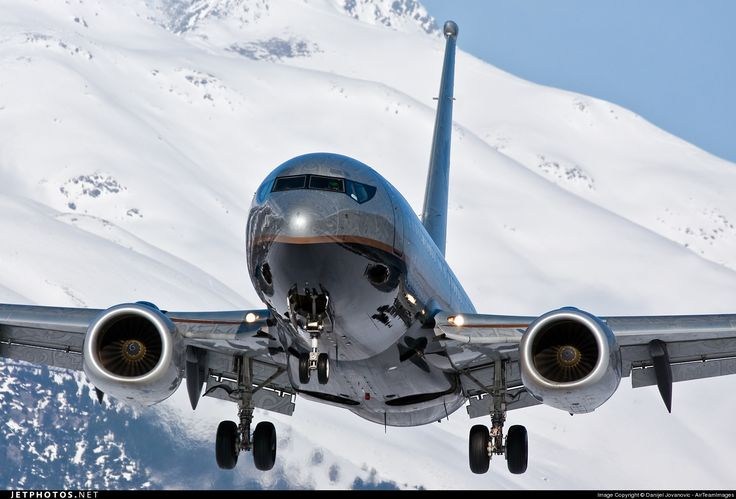 I think I've taken my shot of the year already :-) [1600px]. VP-BRT. Boeing 737-7BC(BBJ). JetPhotos.com is the biggest database of aviation photographs with over 3 million screened photos online!
