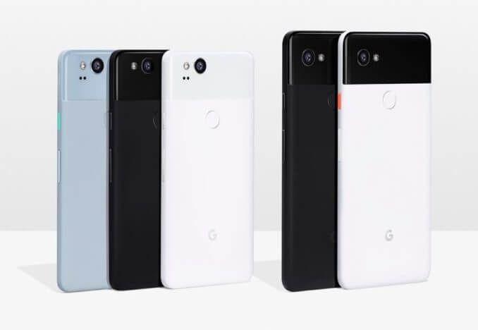 Google Pixel 2 Und Pixel 2 Xl Bei Media Markt 200 00 Euro