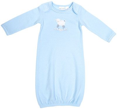 38 best his gem baby apparel and gifts images on pinterest gem boys his gem inspirational baby apparel and gifts lamb gown blue hislittlelamb negle Image collections