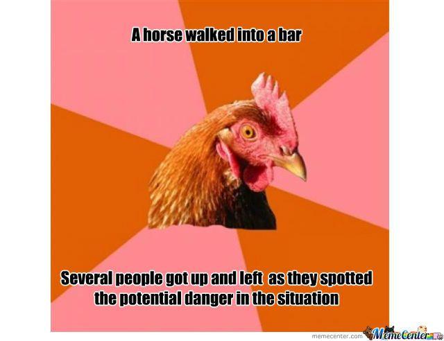 Best Chicken Jokes: 17 Best Images About ANTI JOKES On Pinterest