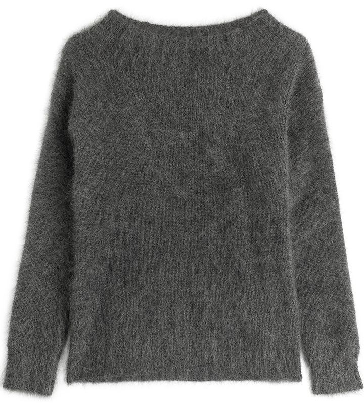 Burberry Pullover with Mohair