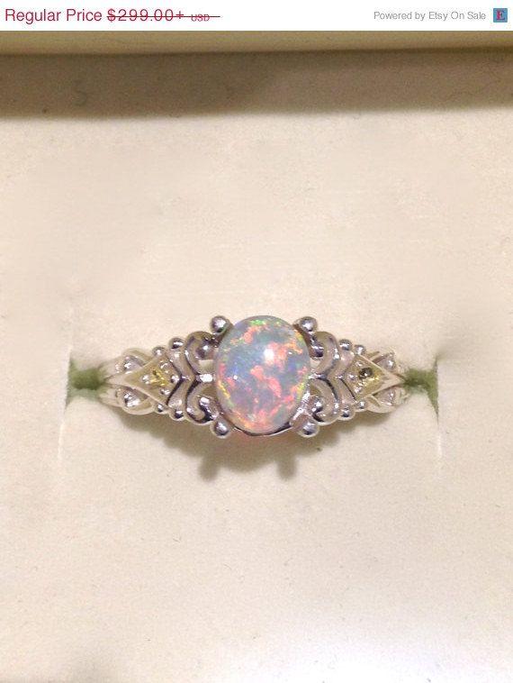 Best 25 Black Opal Ring ideas on Pinterest