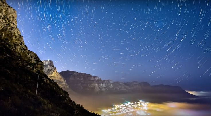 Watch Awesome Time-Lapse Scenes from Around South Africa