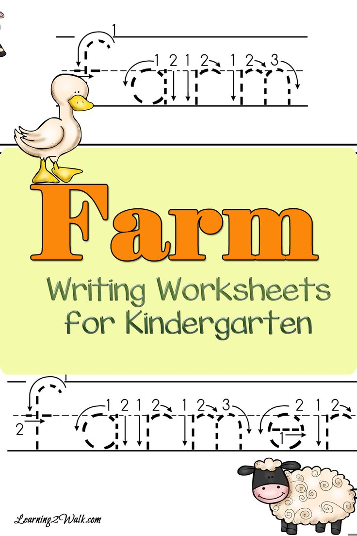 Workbooks homeschooling worksheets for kindergarten : 208 best Unit Ideas: Farm images on Pinterest | Farm activities ...