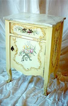 Where can you find decorative paint for furniture?