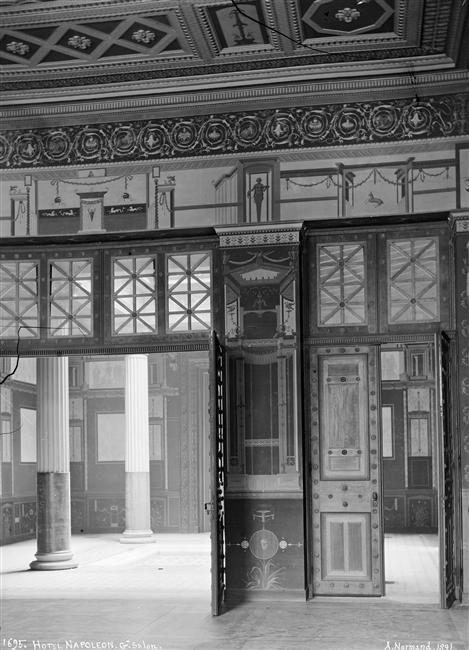 Alfred Normand Villa Avenue Montaigne Paris