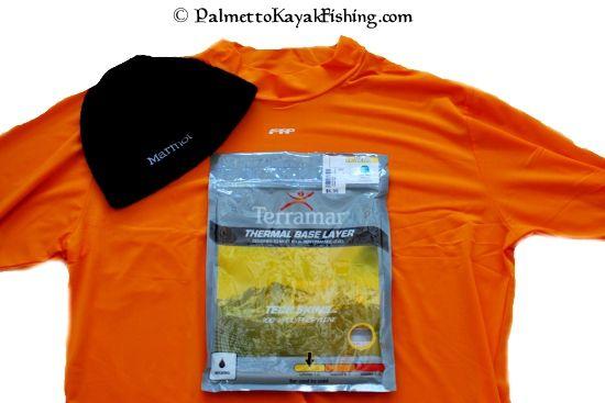 Palmetto Kayak Fishing: Cold Weather Kayak Fishing Gear on a Budget
