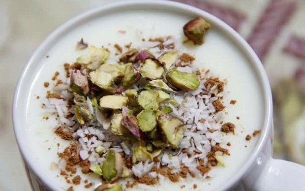 طريقة عمل السحلب السوري بالبيت طريقة Recipe Food Recipes Breakfast