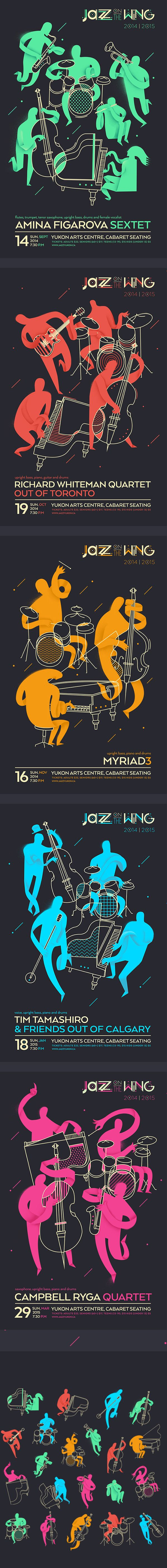 Jazz on the Wing 2014/2015