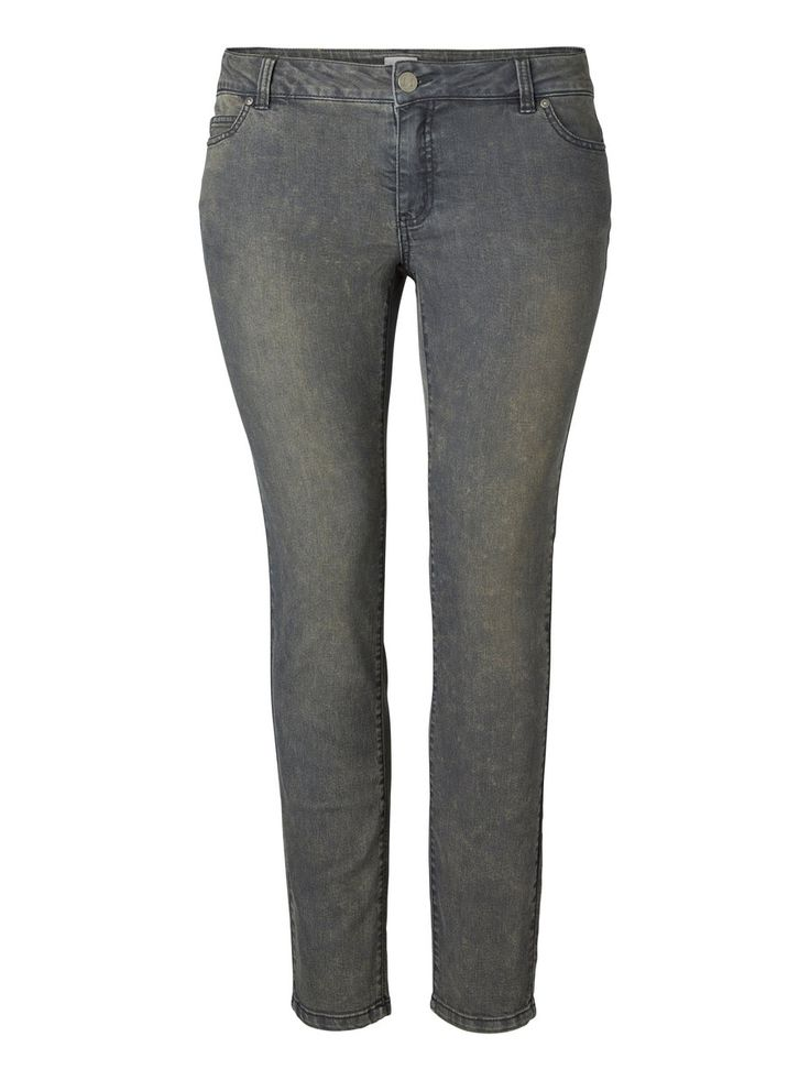 Plus size low waist slim jeans from JUNAROSE #junarose #plussize #jeans #backtoreality