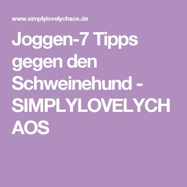 Joggen-7 Tipps gegen den Schweinehund - SIMPLYLOVELYCHAOS