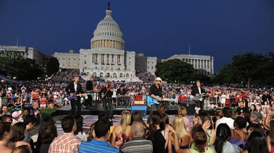 memorial day concert tv