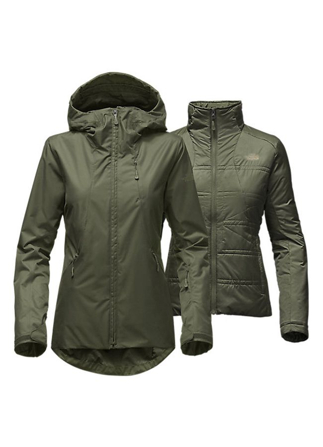 145412dda The North Face Clementine Triclimate Jacket 2017 | Snowboarding ...