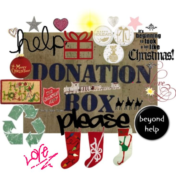 Amazing Best Charitable Christmas Gifts Part - 12: Christmas Charity Giving  | Christmas Charity