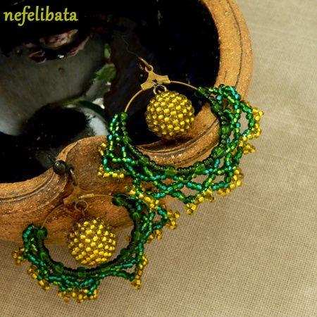 Spirit of Dryade ° boho ° boho chic ° boheme ° hippies ° gypsy ° ethno ° jewelry ° freedom ° joy ° handmade