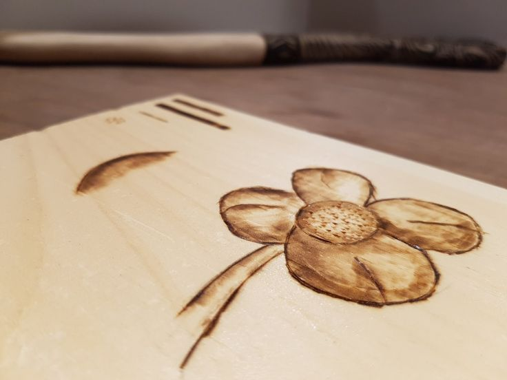 (The Basics) How to Wood Burn