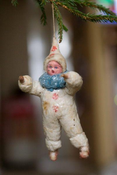 ватные елочные игрушки - Поиск в Google