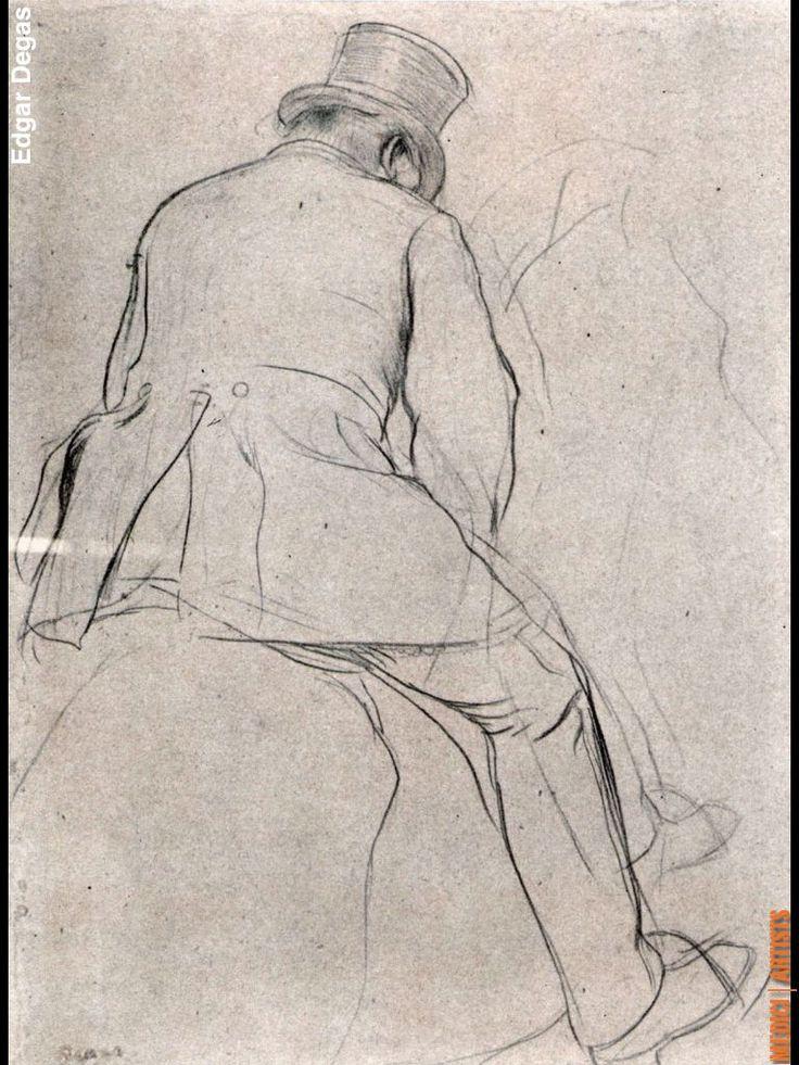 Edgar Degas | wearearamis.com