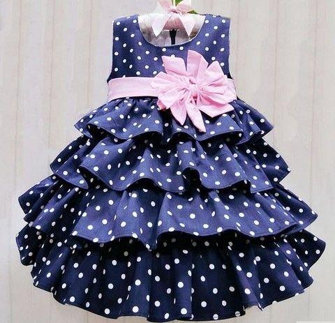 Vestido Infantil Princesa Frete Grátis