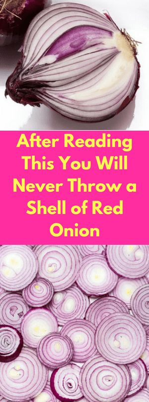 Many people are not aware that the shells of various fruits and vegetables are full of antioxidants and other beneficial nutrients that can improve human health.A good example of this is the red onion. Although it is inedible, onion shell is full of quercetin, a powerful antioxidant that regulates blood pressure and preventing cardiovascular disease, …