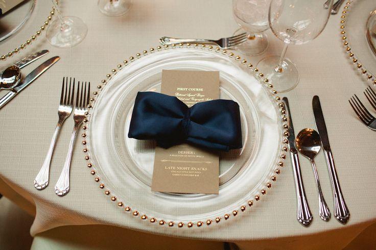 Elegant Chicago Wedding at Cafe Brauer