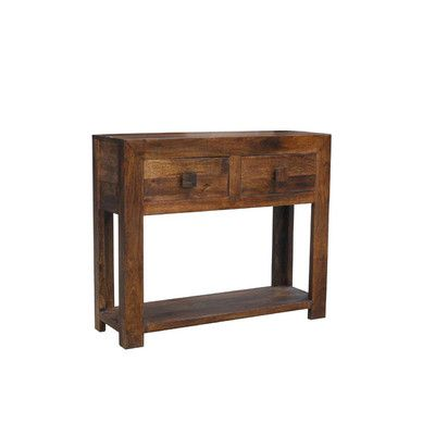 70x 90 x40D Console Table