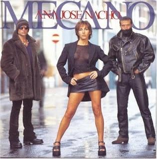 Mecano. Era un grupo muy famoso en España y en algunos países. En nuestra opinión es un grupo muy guay para los jóvenes.