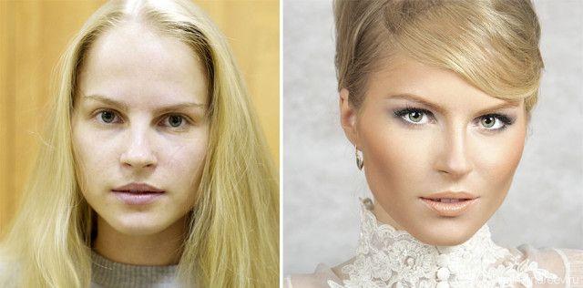 Vadim Andreev   Profesionál Na Make-Up Premeny